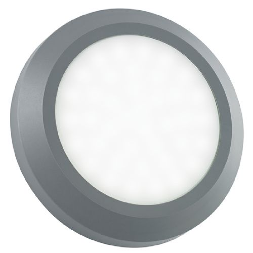 3W LED SURFACE MOUNTED BRICKLIGHT - ROUND BXEL-40108-17 (Class 2 Double Insulated)